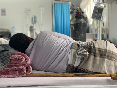 La población yemení no acude a los hospitales por miedo al coronavirus