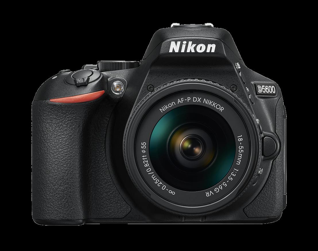 Nikon D5600 gagne le TIPA Award dans la catégorie 'Best DSLR Entry Level'