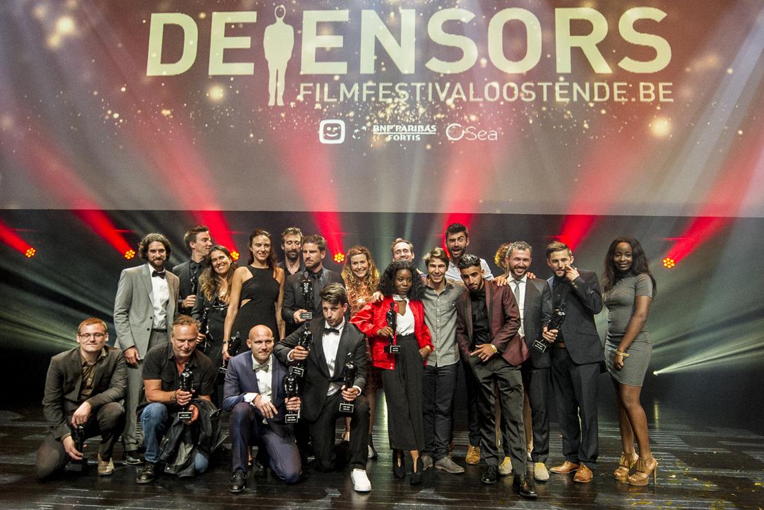D'Ardennen, grote winnaar van de Ensors