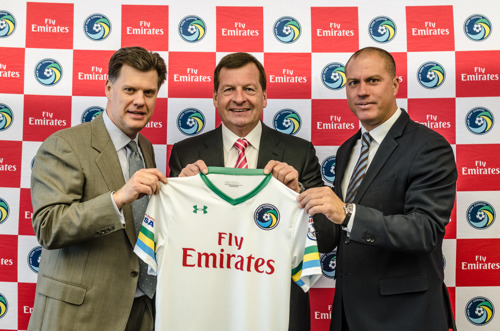 Emirates and the New York Cosmos Extend Global Partnership