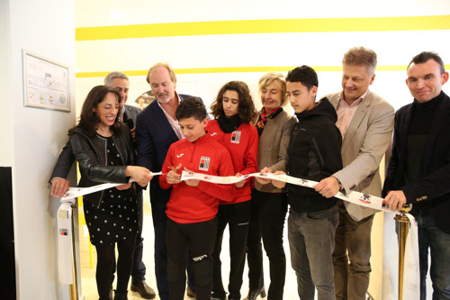 "RWDM and Telenet are joining forces for the ""Crampons-Crayons"" homework club"