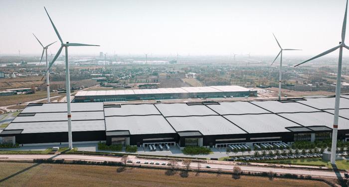 Chaque jour, 1 644 mètres carrés d'espace de stockage sont créés en Belgique