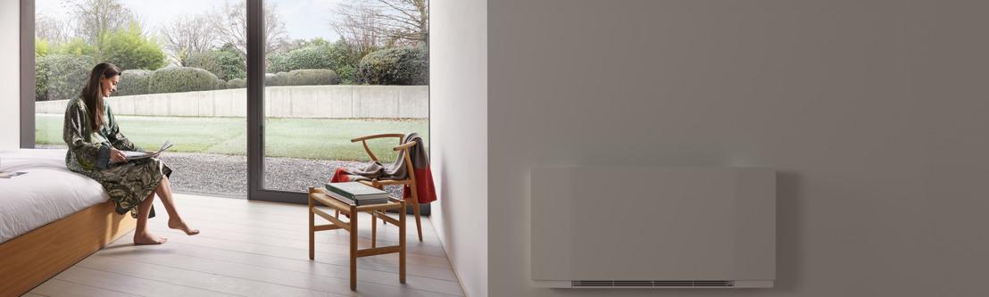 Le convecteur pompe à chaleur Daikin Altherma, une nouvelle approche du confort domestique