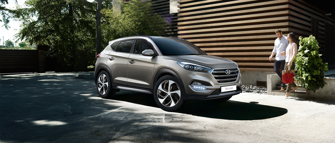 All-New Hyundai Tucson exxtra Plus – un nuovo modello speciale con molti extra
