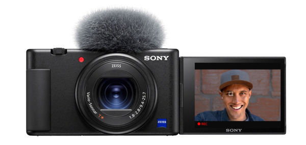 Preview: New ZV-1 Firmware Update Enables High-quality Video and Audio Livestreaming