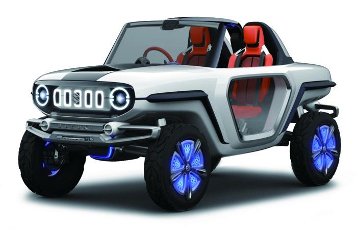 Suzuki kondigt showmodellen voor 45ste Autosalon van Tokio 2017 aan