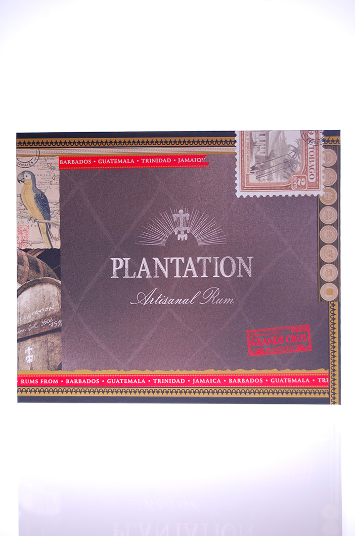 Plantation Grand Crus Giftpack / 6 x 10 cl / €49,95