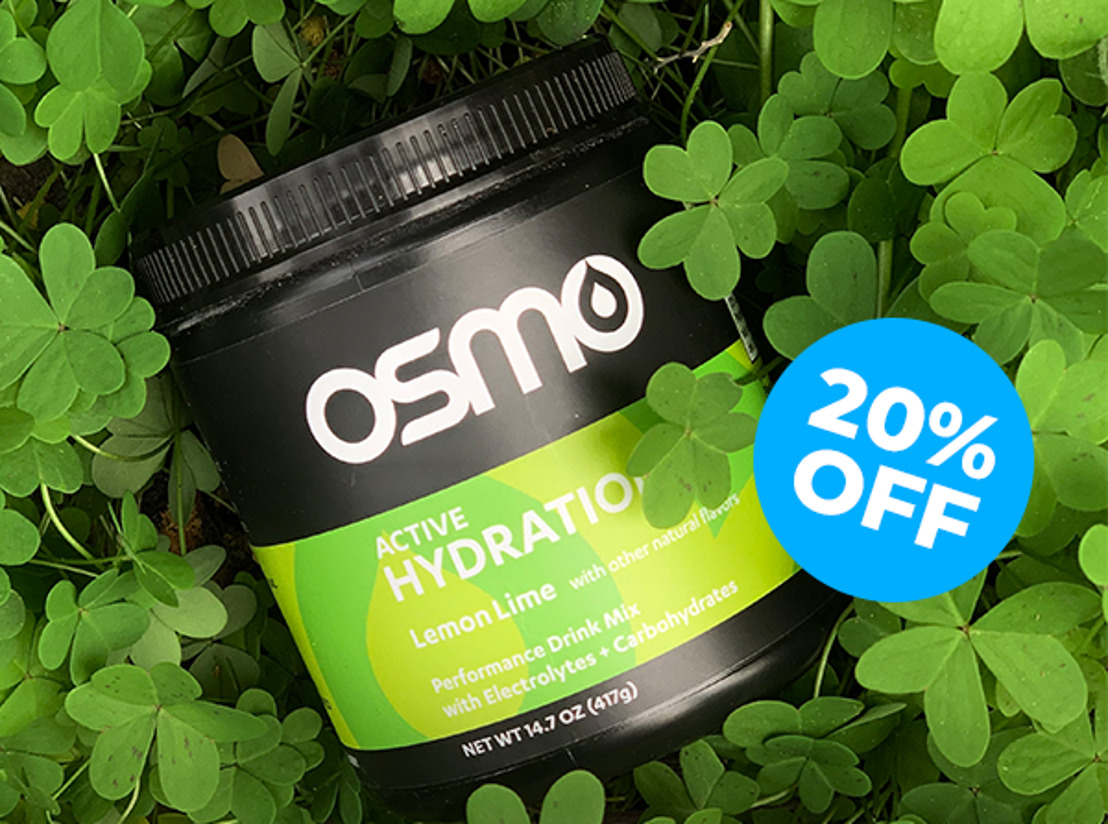 Happy Saint Patty's from OSMO