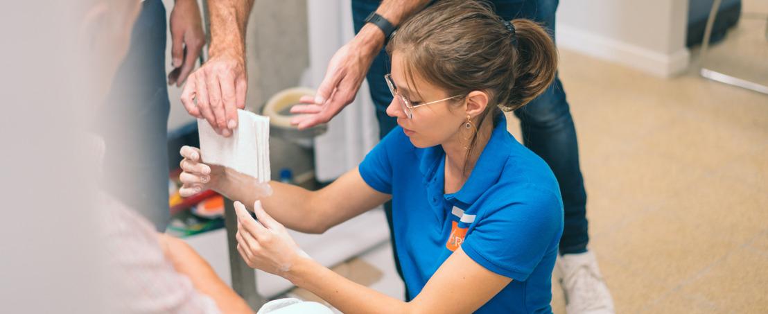 Nieuwe professionele klinische ruimte voor de opleiding orthopedie