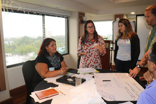 Civil society sets priorities to support management of shared marine resources in the Caribbean and North Brazil Shelf Large Marine Ecosystems