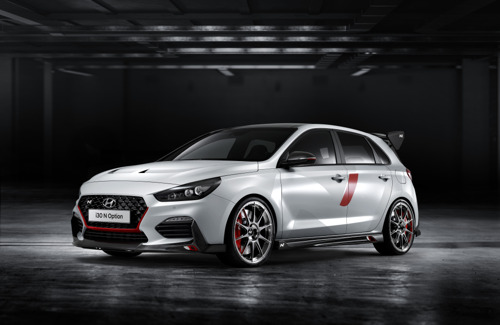 Hyundai i30 N Option schärft Performance-Gene weiter