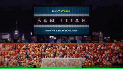 San Titar, een reis door de wondere wereld van wat zich naast het voetbal afspeelt