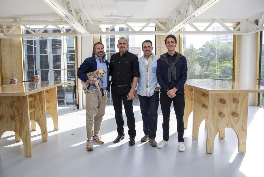 Bless this Mess: Gustavo García-Villa inaugura su más reciente exhibición en la CDMX, acompañado de Tequila Casa Dragones