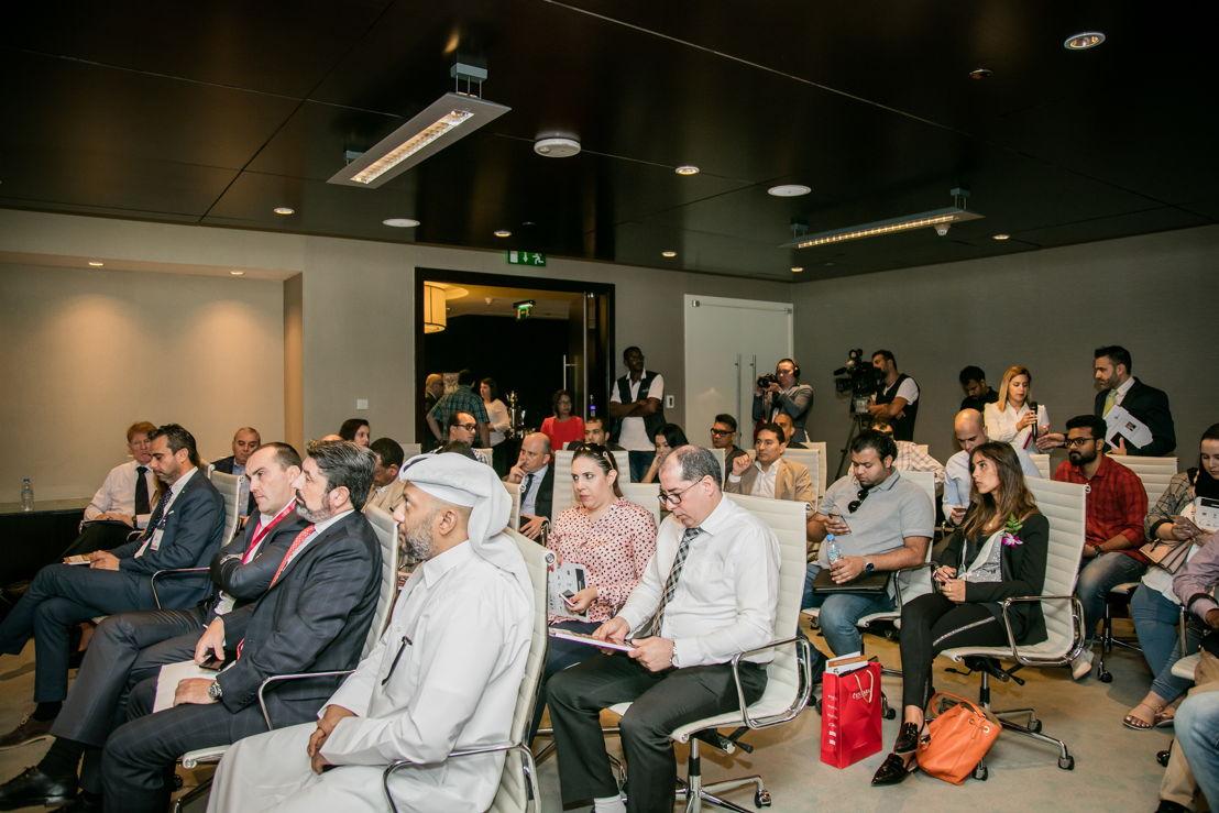 Launch Press conference, The Big 5 Qatar