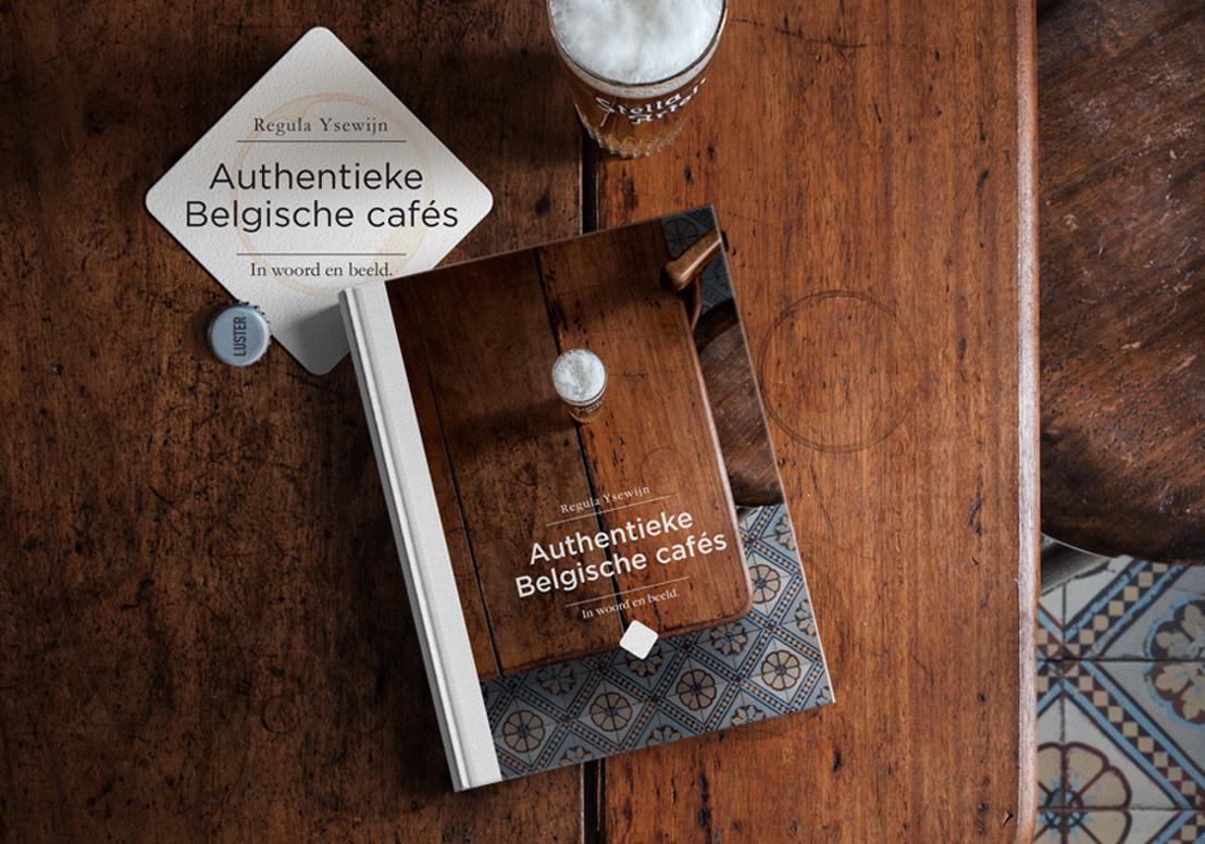 Regula Ysewijn brengt hulde aan authentieke Belgische cafés in nieuw boek