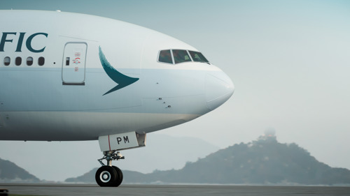Cathay Pacific announces 2017 Interim Results