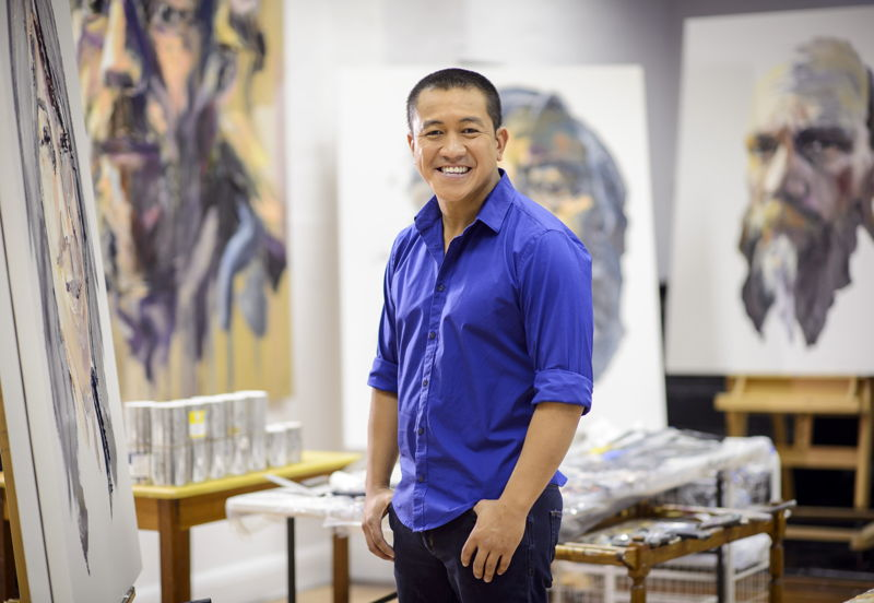 Anh's Brush with Fame is nominated for two Logie Awards