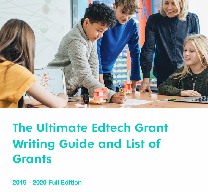 Teacher's Grant Guide for Robotics, Coding, and STEM is Available Free from SAM Labs