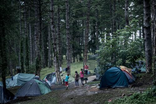 Bosnie: 4 000 personnes bloquées sur la « nouvelle route des Balkans »