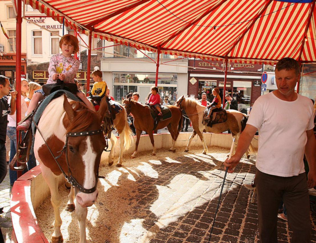 Bianca Debaets veut interdire les poneys de foire en Région de Bruxelles-Capitale