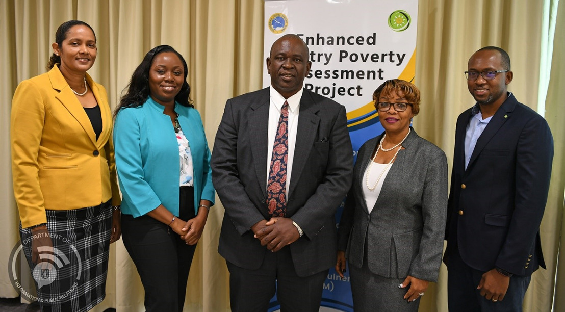 National capacity building for the Enhanced Country Poverty Assessment (CPA) Project continues in the OECS