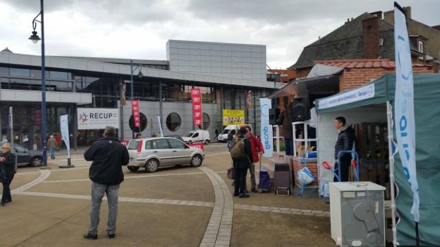 Recupel on Tour - Namur