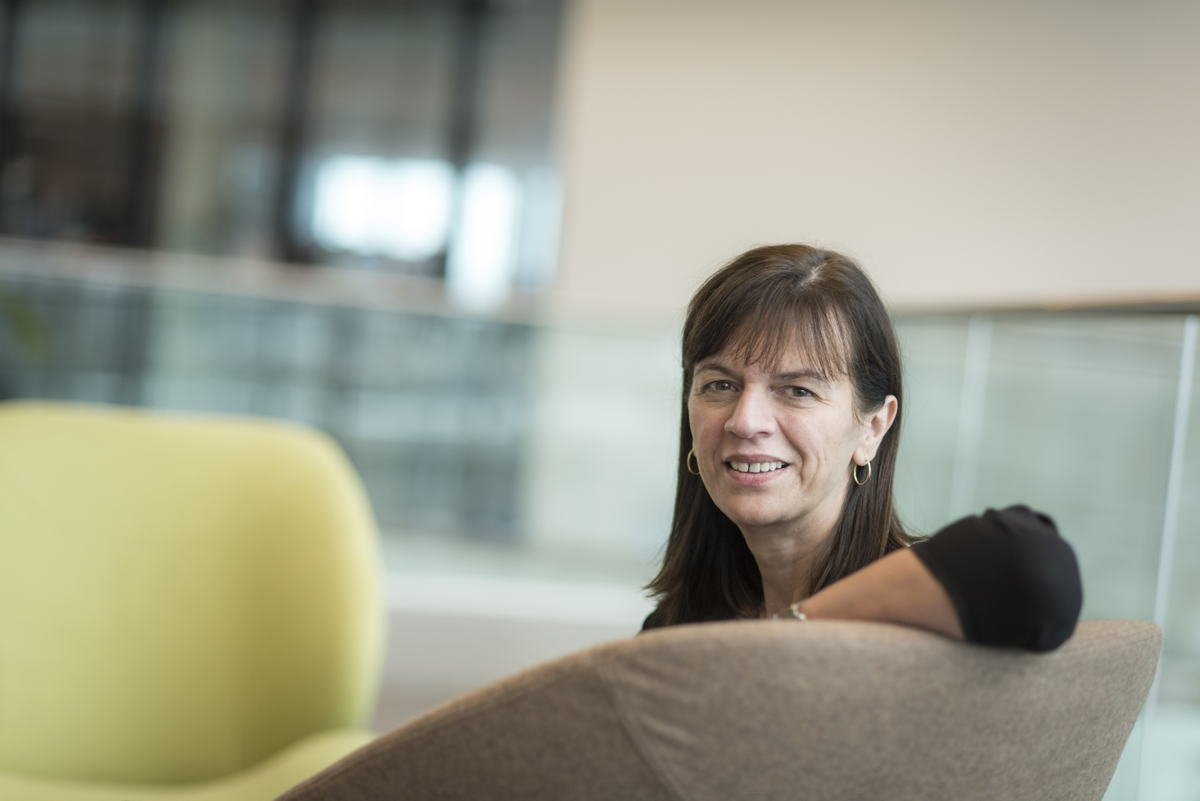 Ilse Van Belle, directeur HR Fluvius