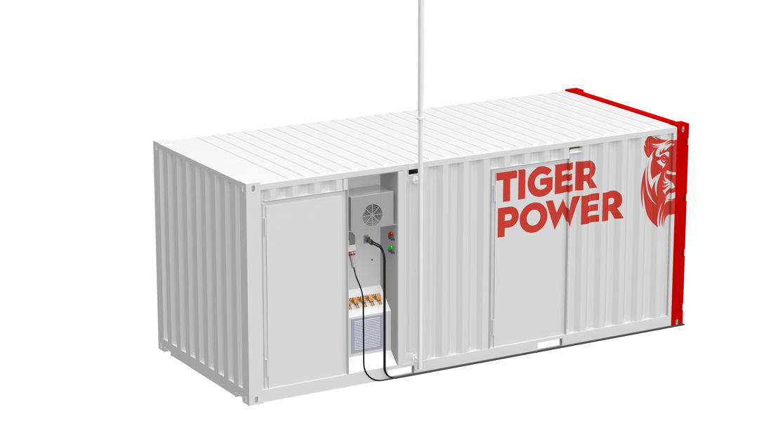 Tiger Power Storager®