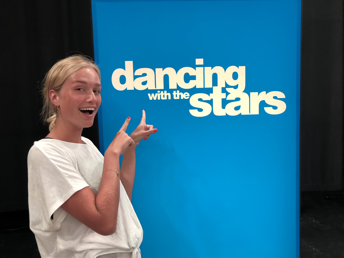 Julie Vermeire steelt binnenkort de show in Dancing with the Stars