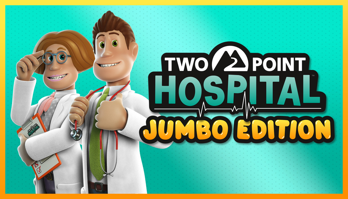 Two Point Hospital: JUMBO Edition Out Now on Consoles!