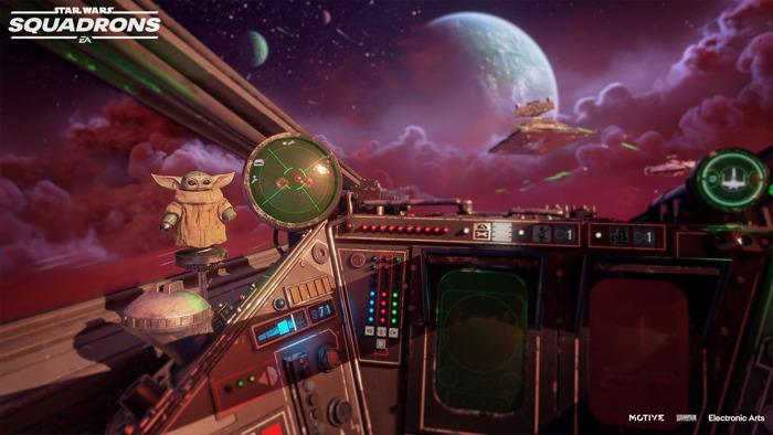 Star Wars™: Squadrons – Le contenu téléchargeable consacré à The Mandalorian arrive le 28 octobre