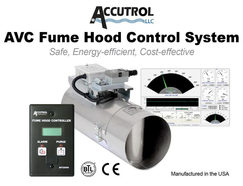 2. Climasys Controls Equipment Trading LLC - Accutrol AVC Fume Hood Control System