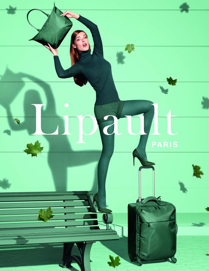 Pour l'automne, les sacs et bagages Lipault Paris se parent de jolies couleurs !
