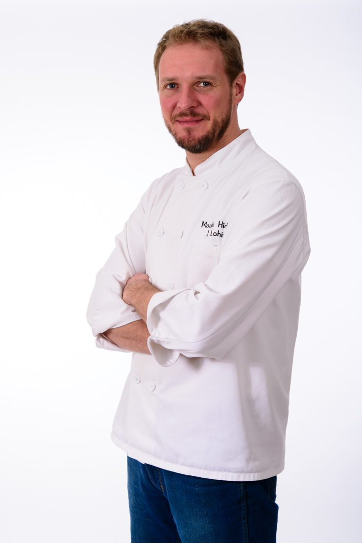 Chef Julien Lahire
