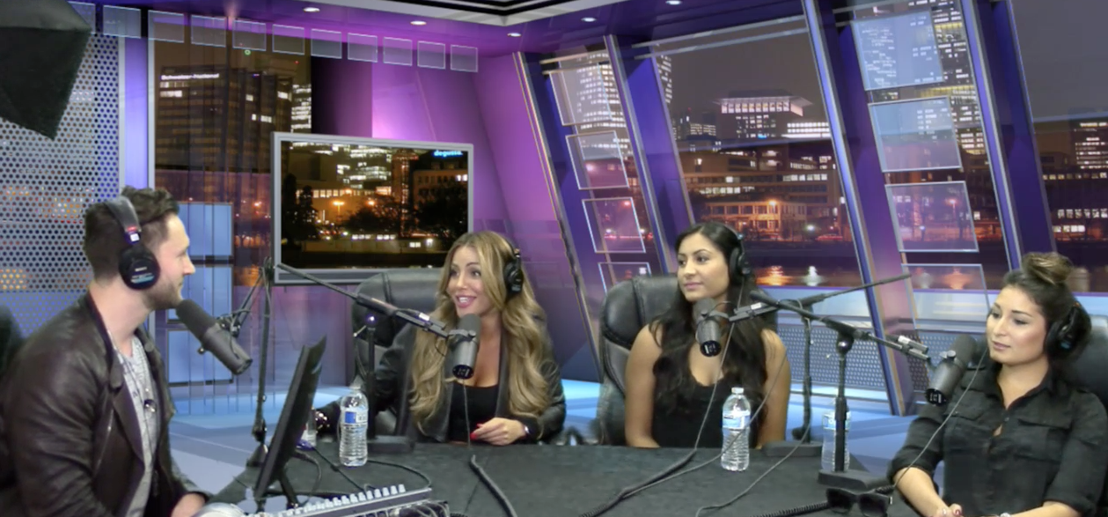 Sara Dastjani Interviewed On LA Talk Radio Show