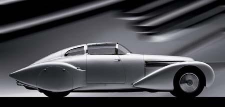 1938 Dubonnet Xenia Coupé by Saoutchik Concours of Elegance UK