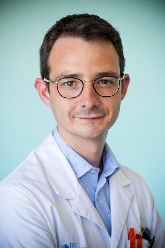 prof. dr. Tim Vanuytsel