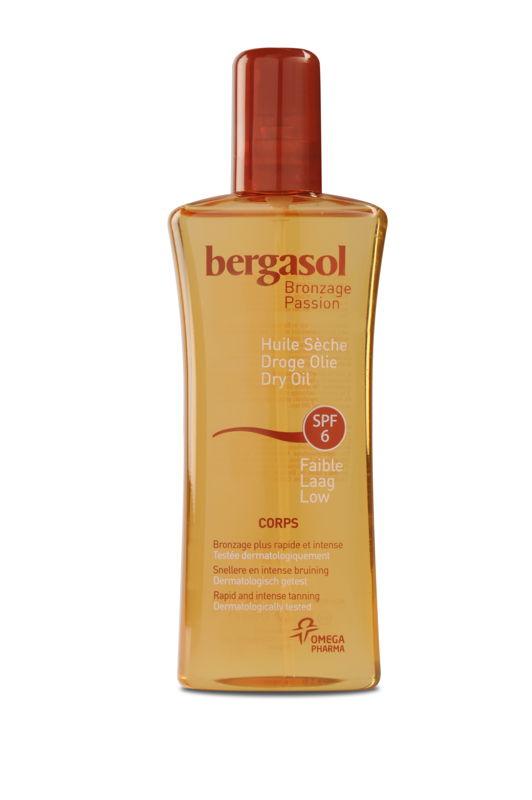 Bergasol huile sèche à partir de €17,95
