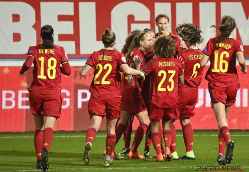 Belgian Red Flames voortaan op Play en RTBF