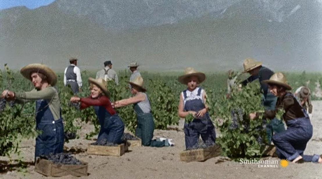 America in Color - afl  2 - platteland  - (c) Smithsonian Channel