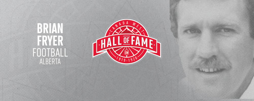 Grey Cup champion, Alberta great Fryer enters CW Hall of Fame