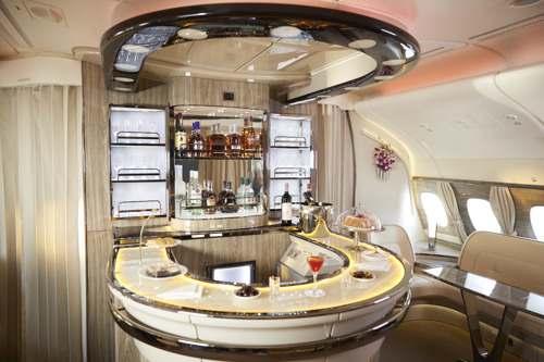 Cheers in all cabin classes, as Emirates revamps its spirits offering