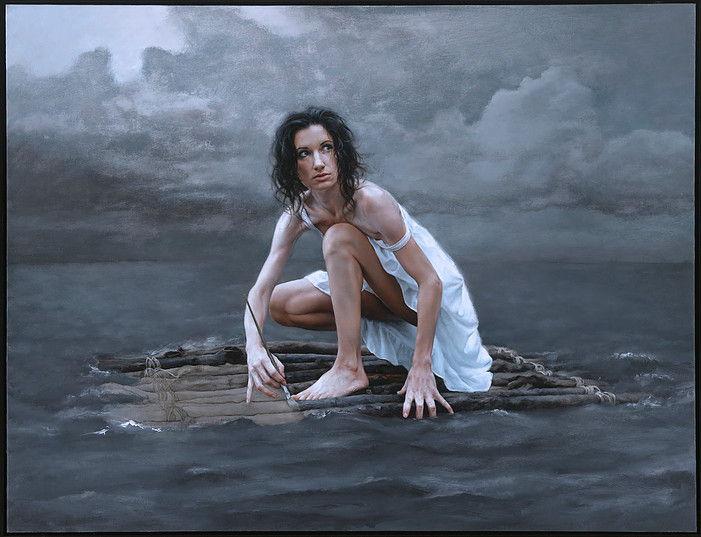 Life Raft - Katie O'Hagan