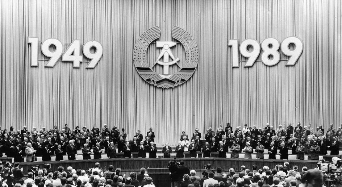 GDR History, 1949 - 1990