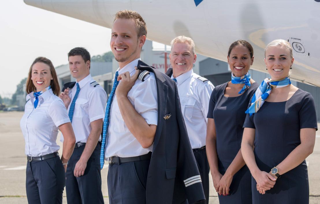 Nieuwe uniformen voor VLM-medewerkers