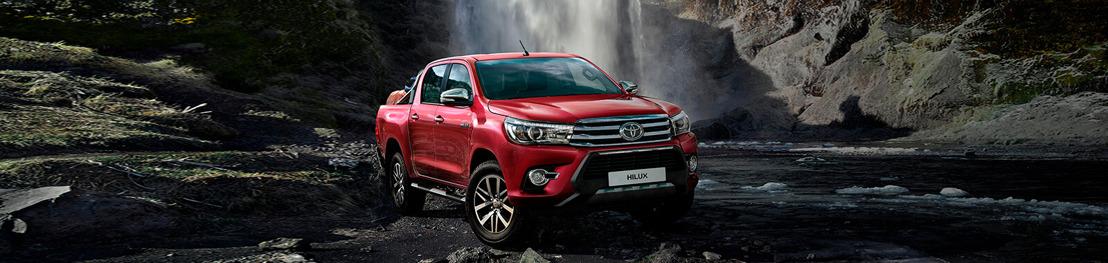 Verlenging Extra Fleet ondersteuning op Toyota PROACE Van & Hilux tijdens de maand november !