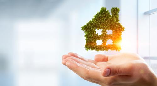 Onze woningen worden steeds ecologischer