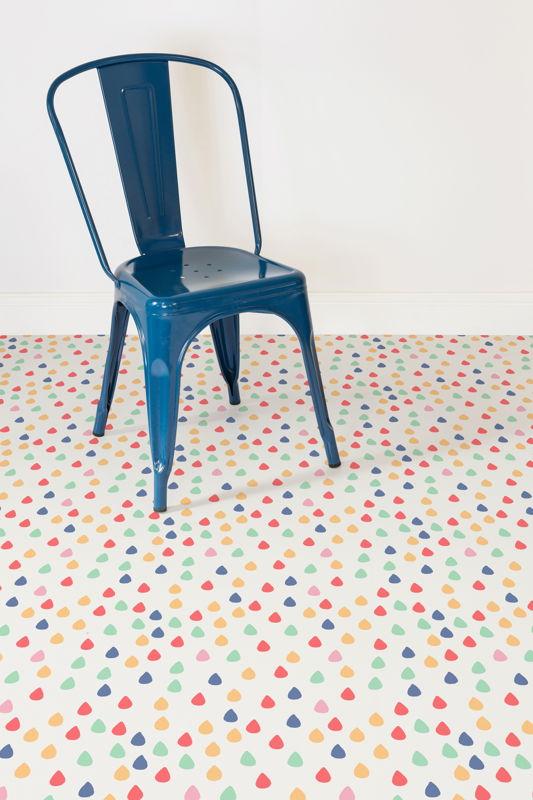 Drop | Kids Colourful Rain Flooring