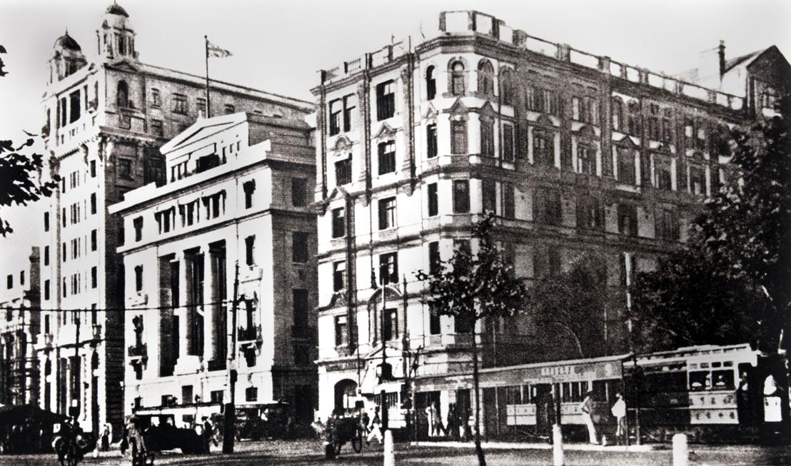 Palace Hotel, Shanghai, 1920s