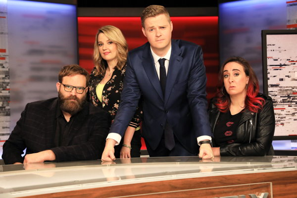 Preview: Tonight, on Tonightly with Tom Ballard